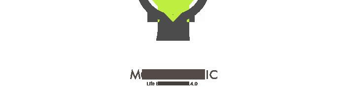 Monophonic LogoMark