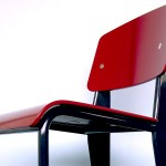 Standard Chair : Jean Prouve by Vitra