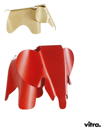 Eames Plywood Elephant PHOTO