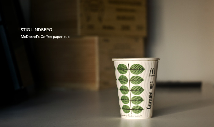image Stig Lindberg / スティグ リンドベリ スウェーデンマクドナルド2005 コーヒーカップ