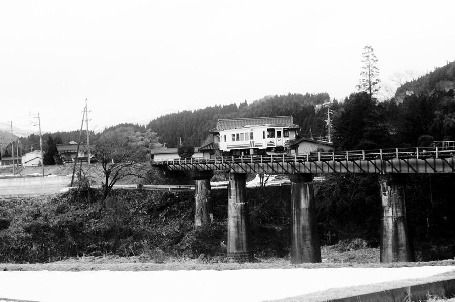 image 長良川鉄道越美南線
