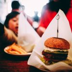 FLEDGED_BURGER Good taste, good vides.I do love it!